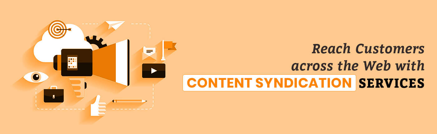 Reach Customers across the Web with Content Syndication Services