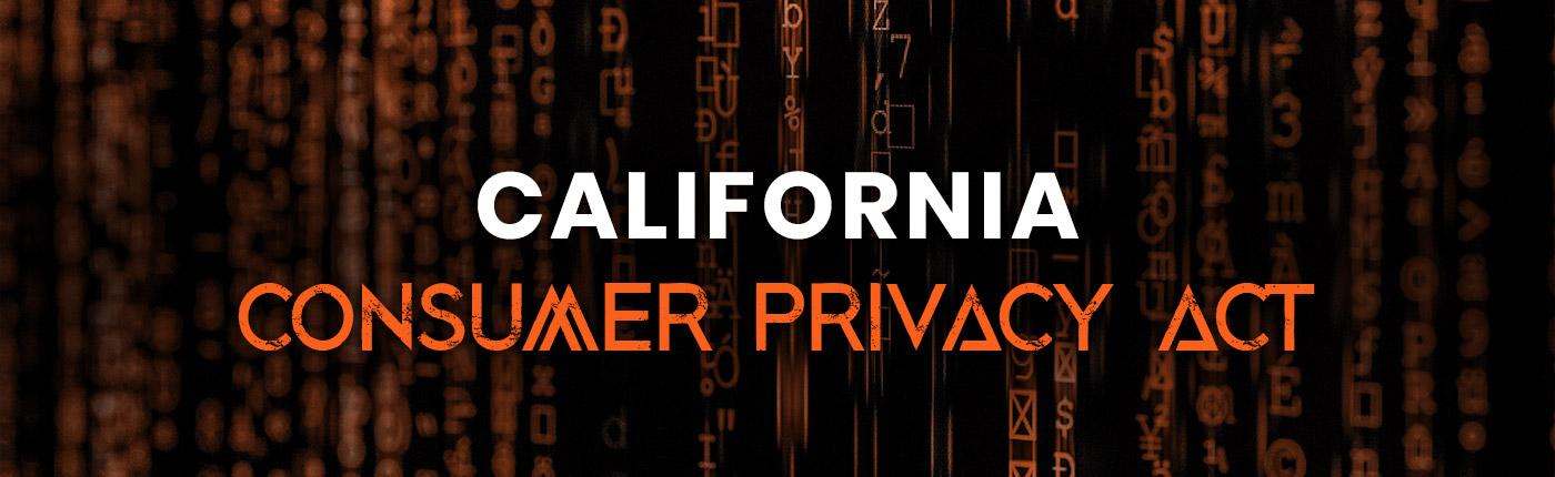 California-Consumer-Privacy-Act 2020