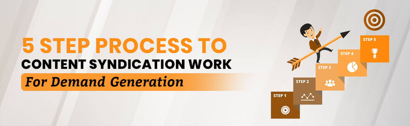 5 Step Process To Make Content Syndication Work For Demand Generation