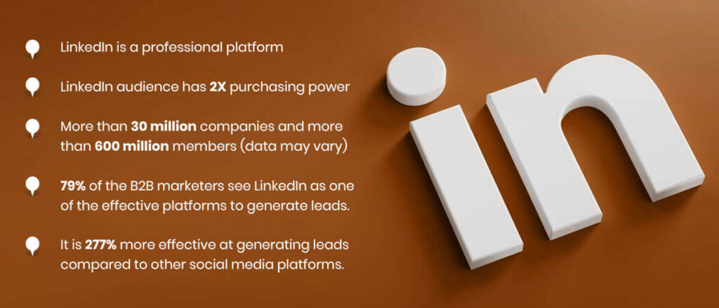 Super Popular Trends Industries Are Using To Generate Quality Leads - LinkedIn Marketing