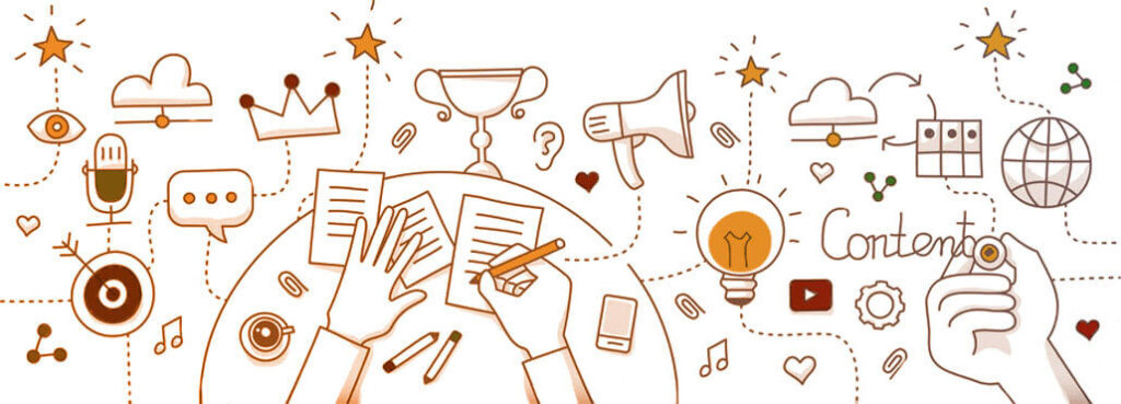 Content marketing, Buyer's Journey, and B2B Industry - Content marketing