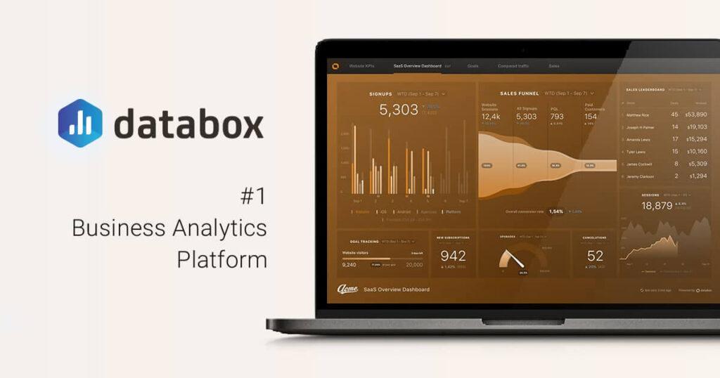 Best B2B Content Marketing Tools - google analytics