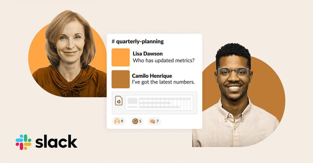 Best B2B Content Marketing Tools - slack