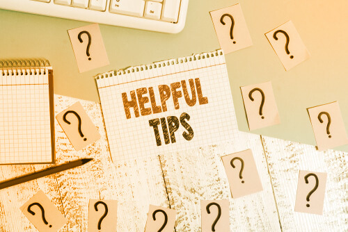 helpful tips - tips on email marketing campaign