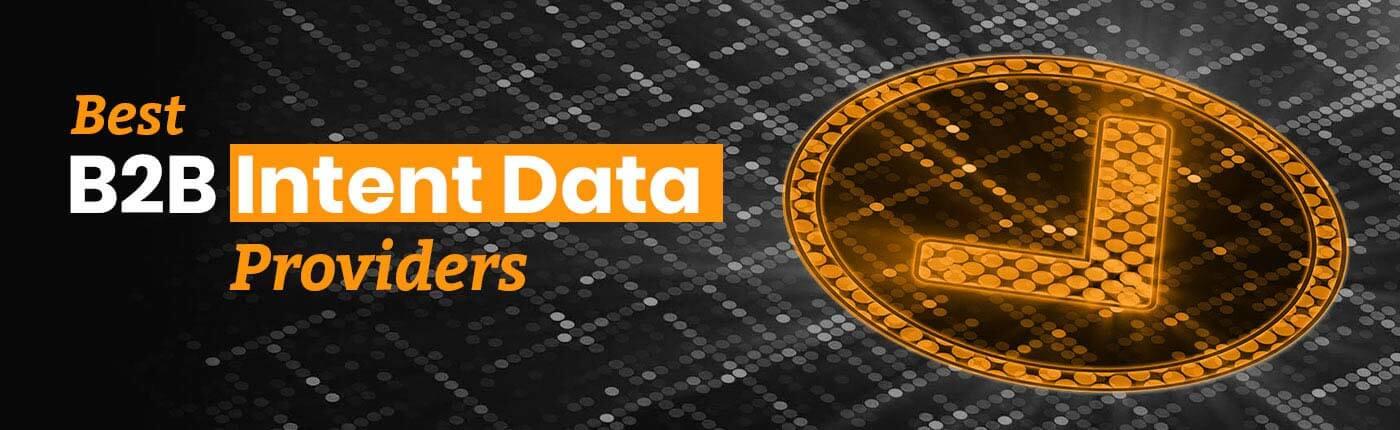 Best B2B Intent Data Providers