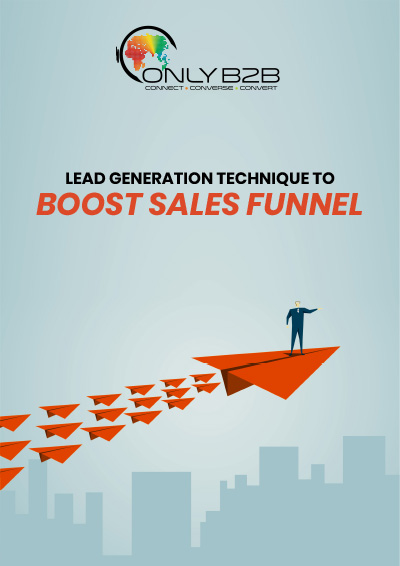 Lead generation technique to boost sales funnel
