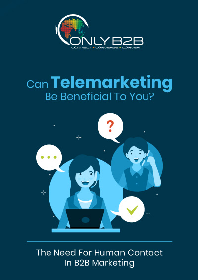 Can telemarketing be beneficial to you?
