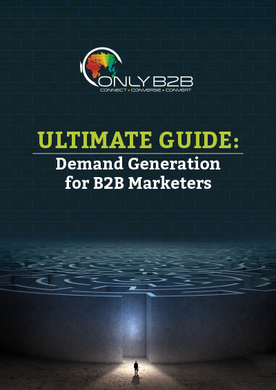 Demand generation for B2B marketers